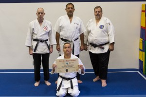 Sensei Guillermo Hernandez, Jr. 2nd Dan