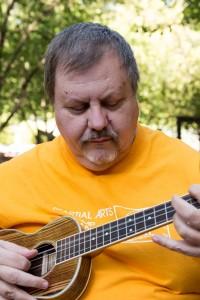 george-ukulele
