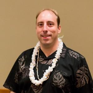 Sensei Karl Mueller at 2012 Ohana