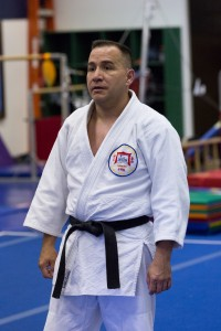 Sensei Guillermo Hernandez