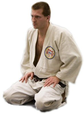 Sensei Chris Love, 4th Dan