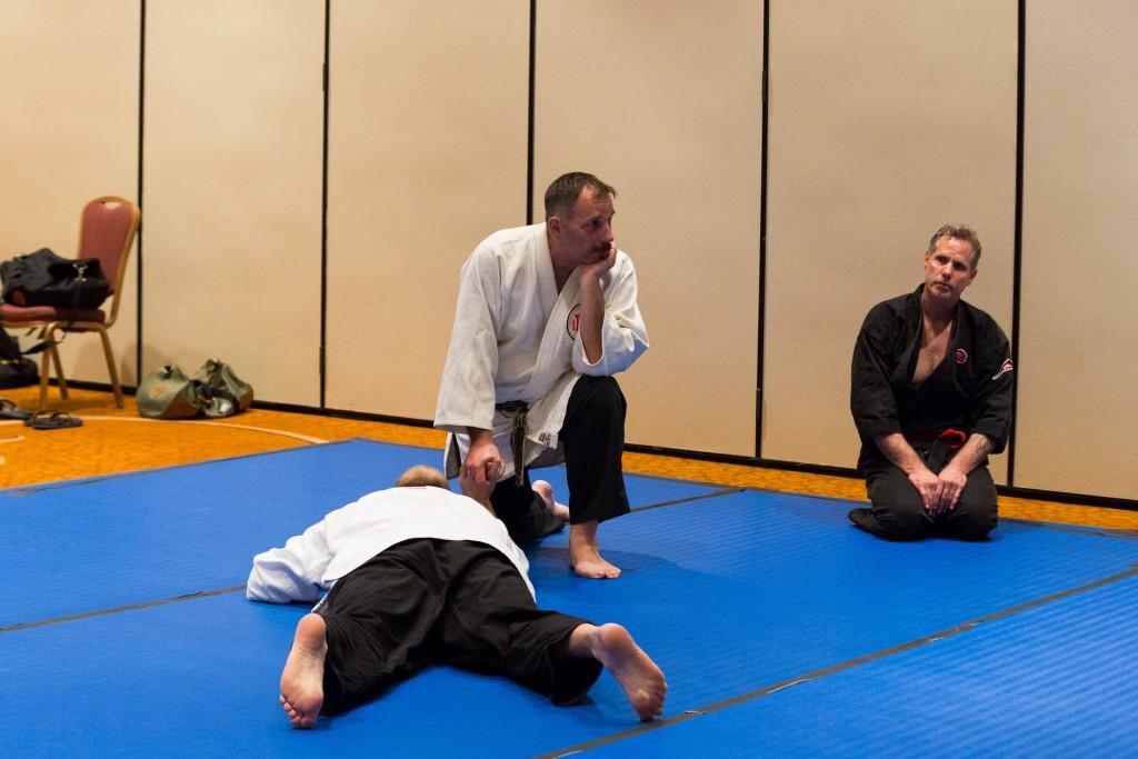 Street Self Defense with Prof. Tony Janovich
