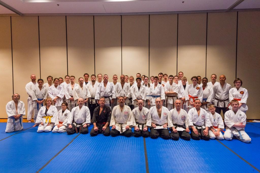 Street Jujitsu Class