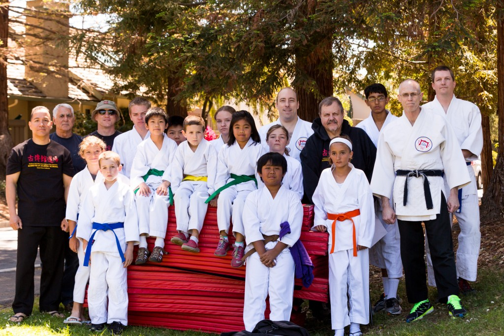 2015 Cherry Blossom Demo Team, led by Sensei Guillermo Hernandez, Jr.
