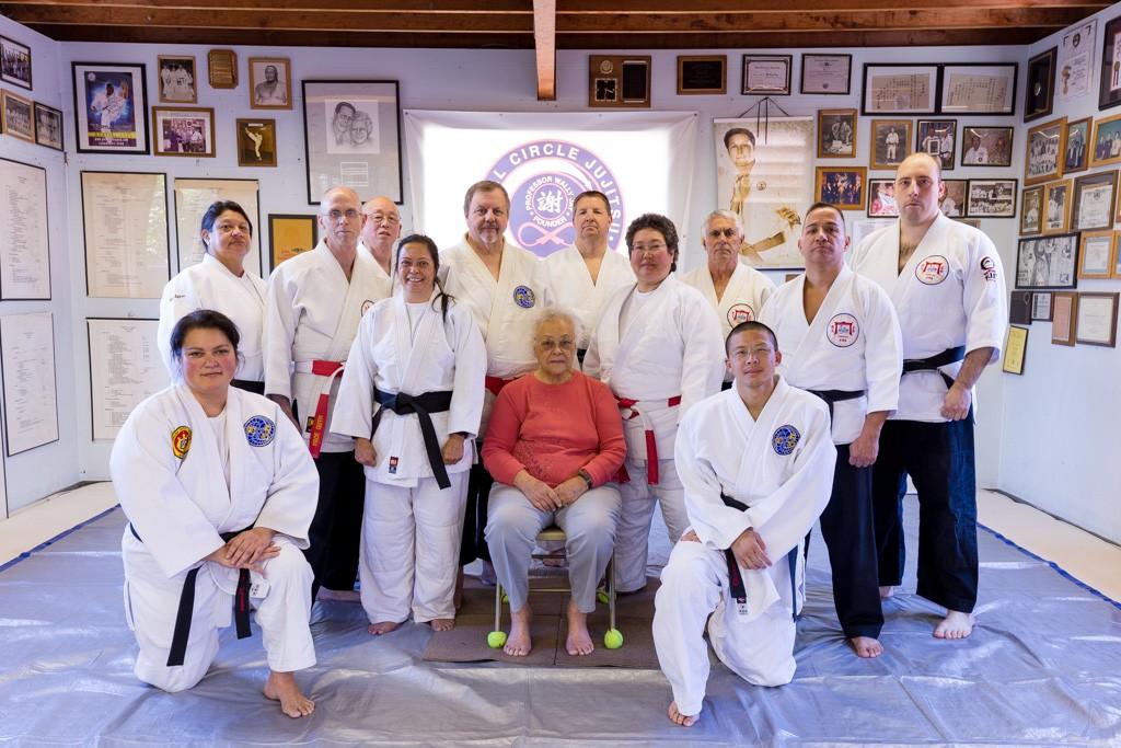 Seifukujitsu Class, including Bernice Jay
