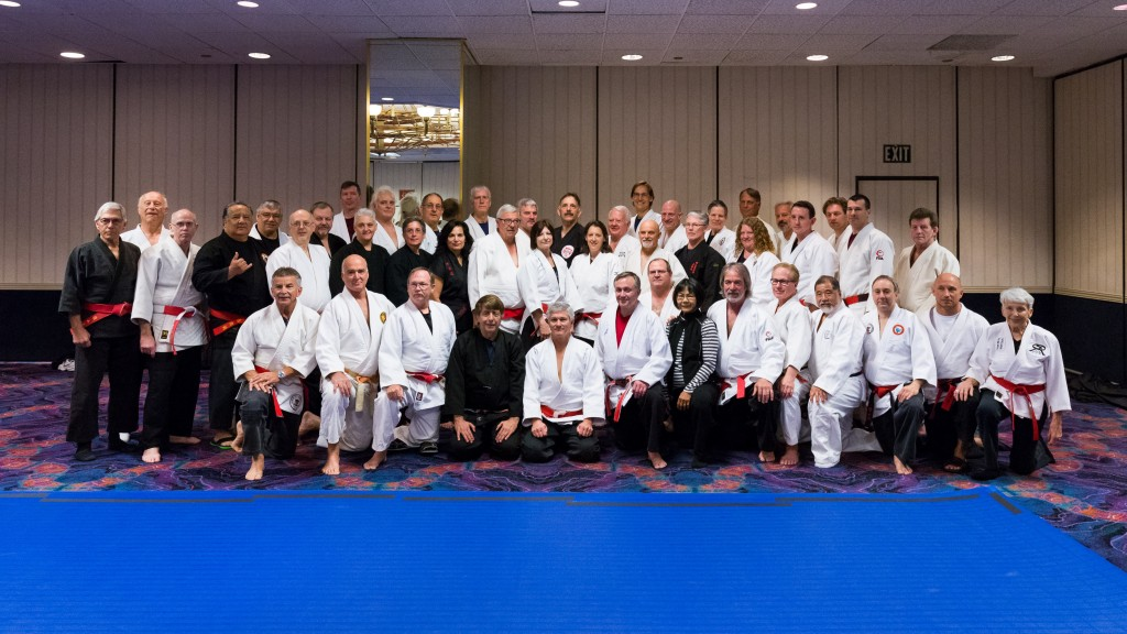 Professors and Instructors at the 2016 AJJF Convention