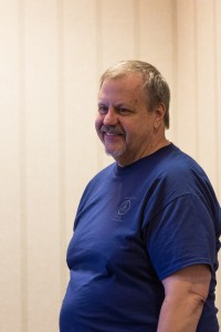 Prof. George Arrington teaching Tactical Thinking