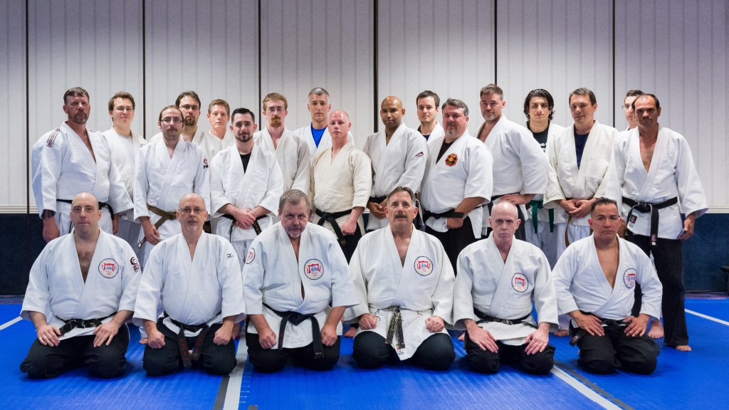 2016 AJJF Mind Body Harmony with Kiaijitsu Class
