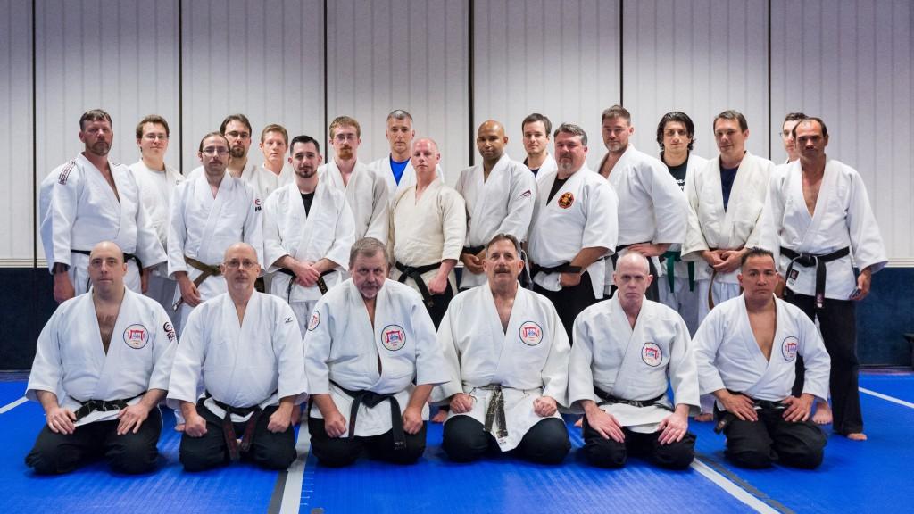 2016 AJJF Mind Body Harmony with Kiaijitsu Class