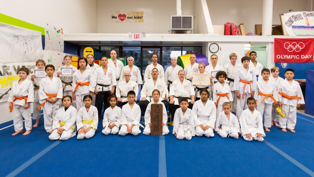 Kodenkan Jujitsu School, August 2016