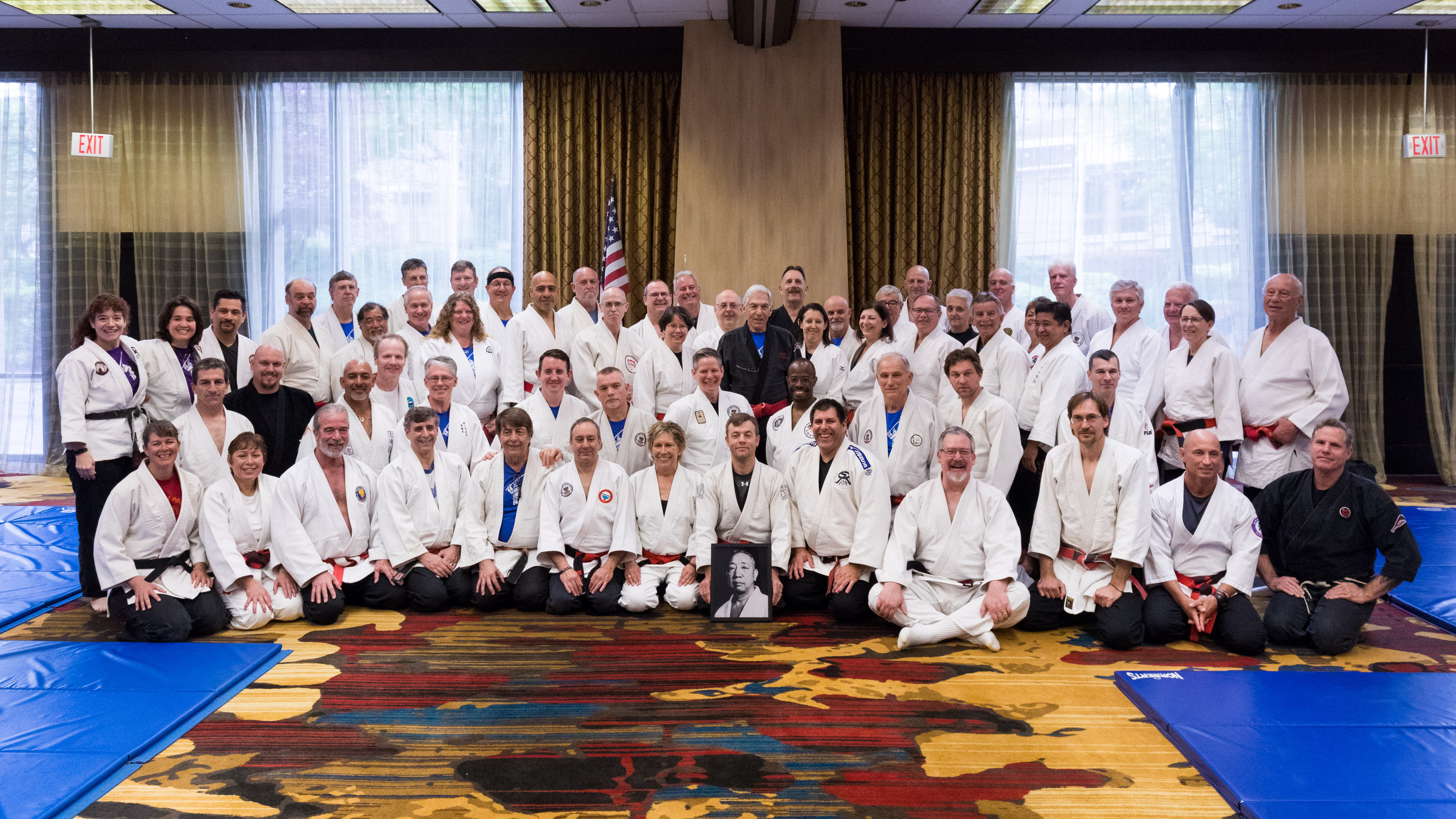 AJJF 2018 Convention Professors and Instructors