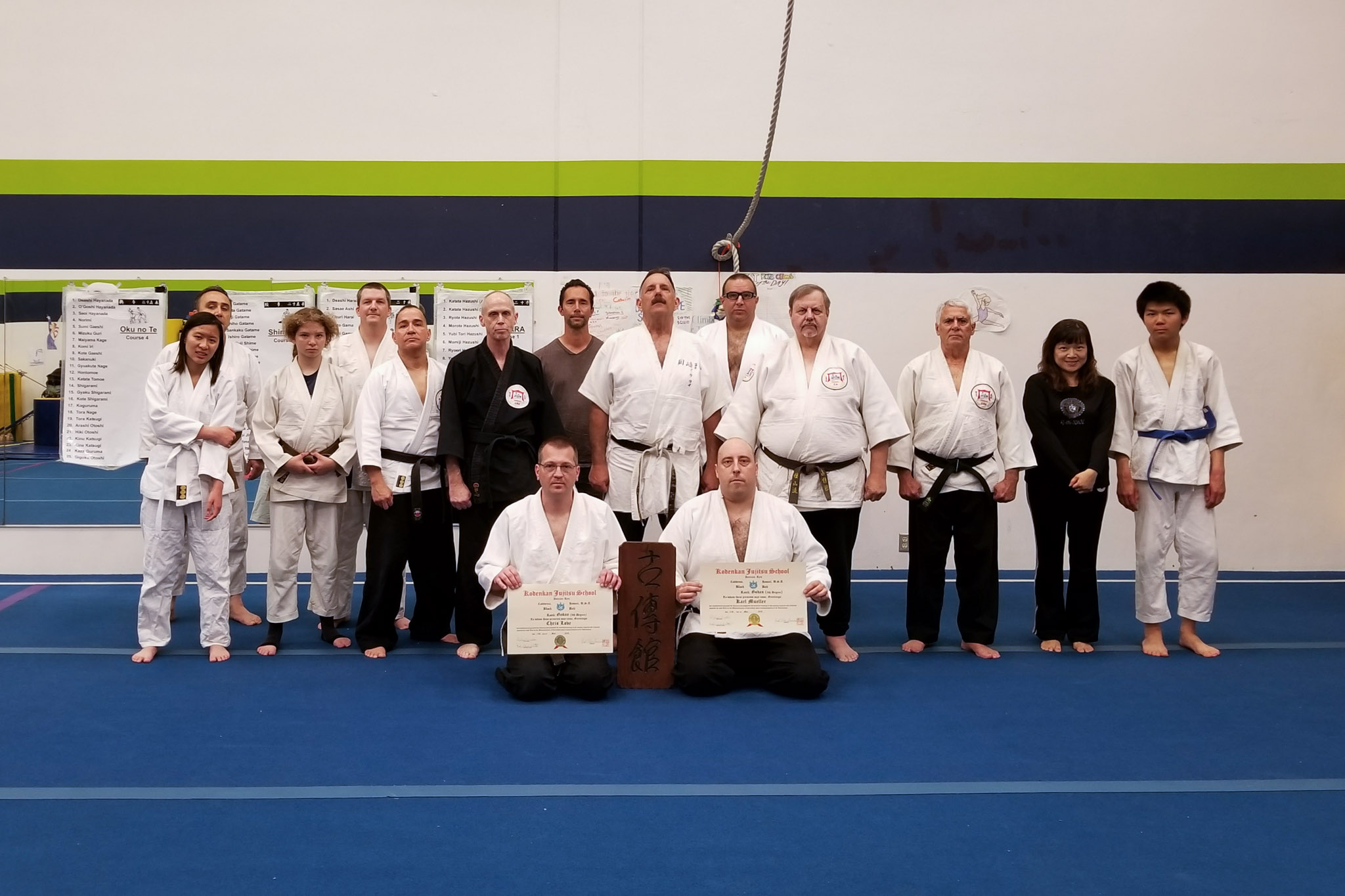 Class Promotions photo, May 10th, 2018.